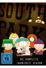 South Park - Season 20  [2 DVDs] DVD-Cover
