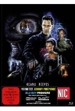 Vernetzt - Johnny Mnemonic - Limited Edition Mediabook auf 500 Stück  [2 BRs] Blu-ray-Cover