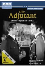 Der Adjutant - DDR TV-Archiv DVD-Cover