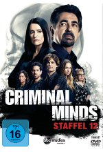 Criminal Minds - Die komplette zwölfte Staffel   [5 DVDs] DVD-Cover