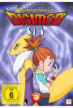 Digimon Tamers - Volume 3/Episoden 35-51   [3 DVDs] DVD-Cover