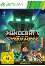 Minecraft: Story Mode 2 (The Telltale Series) Cover