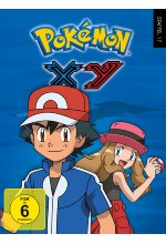 Pokemon - Staffel 17: XY  [6 DVDs] DVD-Cover