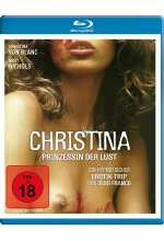 Christina - Prinzessin der Lust Blu-ray-Cover
