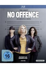 No Offence - Staffel 2  [2 BRs] Blu-ray-Cover