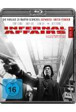 Infernal Affairs 2 Blu-ray-Cover