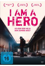 I am a Hero DVD-Cover