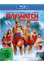 Baywatch - Extended Edition Blu-ray-Cover