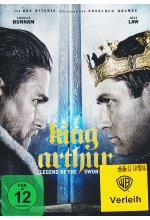 King Arthur - Legend of the Sword DVD-Cover