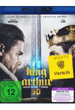King Arthur - Legend of the Sword Blu-ray 3D-Cover