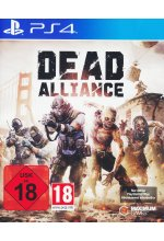 Dead Alliance Cover