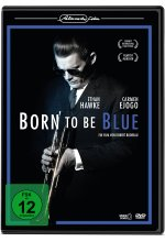 Born to be Blue DVD-Cover