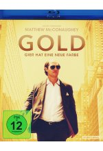 Gold - Gier hat eine neue Farbe Blu-ray-Cover