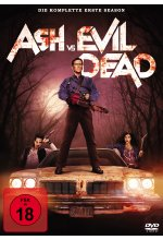 Ash vs. Evil Dead - Season 1  [2 DVDs] DVD-Cover