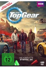 Top Gear - Season 24  [3 DVDs] DVD-Cover