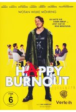 Happy Burnout DVD-Cover