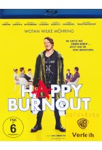 Happy Burnout Blu-ray-Cover