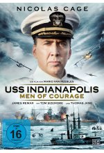 USS Indianapolis - Men of Courage DVD-Cover