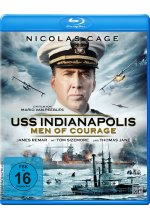 USS Indianapolis - Men of Courage Blu-ray-Cover