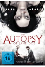 The Autopsy of Jane Doe DVD-Cover