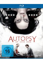 The Autopsy of Jane Doe Blu-ray-Cover