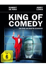 King of Comedy - Mediabook + Original Kinoplakat  [LE] Blu-ray-Cover