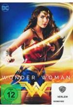 Wonder Woman DVD-Cover