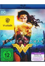 Wonder Woman Blu-ray-Cover