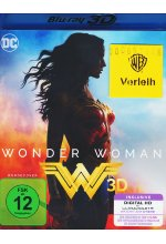 Wonder Woman Blu-ray 3D-Cover