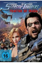 Starship Troopers - Traitor of Mars DVD-Cover