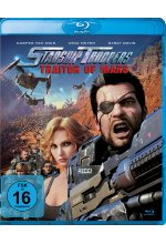 Starship Troopers - Traitor of Mars Blu-ray-Cover