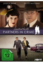 Agatha Christie: Partners in Crime  [2 DVDs] DVD-Cover