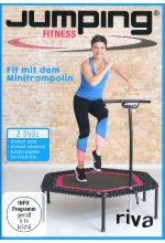 Jumping Fitness 1 - basic & advanced  [2 DVDs] DVD-Cover