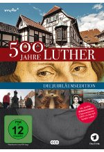 500 Jahre Luther - Die Jubiläumsedition  [3 DVDs] DVD-Cover