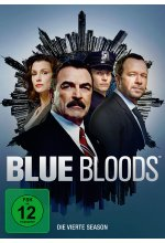 Blue Bloods - Staffel 4  [6 DVDs] DVD-Cover