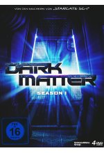 Dark Matter – Die komplette 1. Staffel  [4 DVDs] DVD-Cover