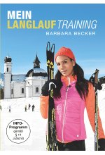 Mein Langlauf Training - Barbara Becker DVD-Cover