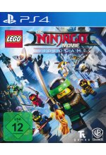 LEGO - The Ninjago Movie Videogame Cover