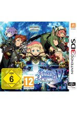 Etrian Odyssey 5 - Beyond the Myth Cover