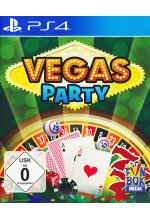 Vegas Party Cover