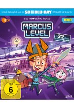 Marcus Level - Die komplette Serie (SD on Blu-ray] Blu-ray-Cover