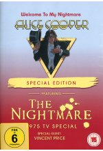 Alice Cooper - Welcome To My Nightmare  [SE] DVD-Cover