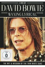 David Bowie - Waxing Lyrical  [2 DVDs] DVD-Cover
