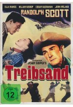 Treibsand DVD-Cover
