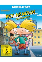 Hey Arnold! - Die komplette Serie (SD on Blu-ray)  [2 BRs] Blu-ray-Cover