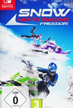 Snow Moto Racing Freedom Cover