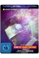 Johnny Mnemonic - Vernetzt / Turbine Steel Collection  [LE] Blu-ray-Cover