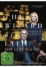The Wizard of Lies - Das Lügengenie DVD-Cover