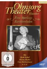 Ohnsorg Theater - Frau Sperlings Raritätenladen DVD-Cover