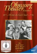 Ohnsorg Theater - Wenn du Geld hast DVD-Cover